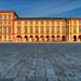 left wing castle Mannheim