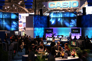 Casio Booth, Central Hall | by International CES