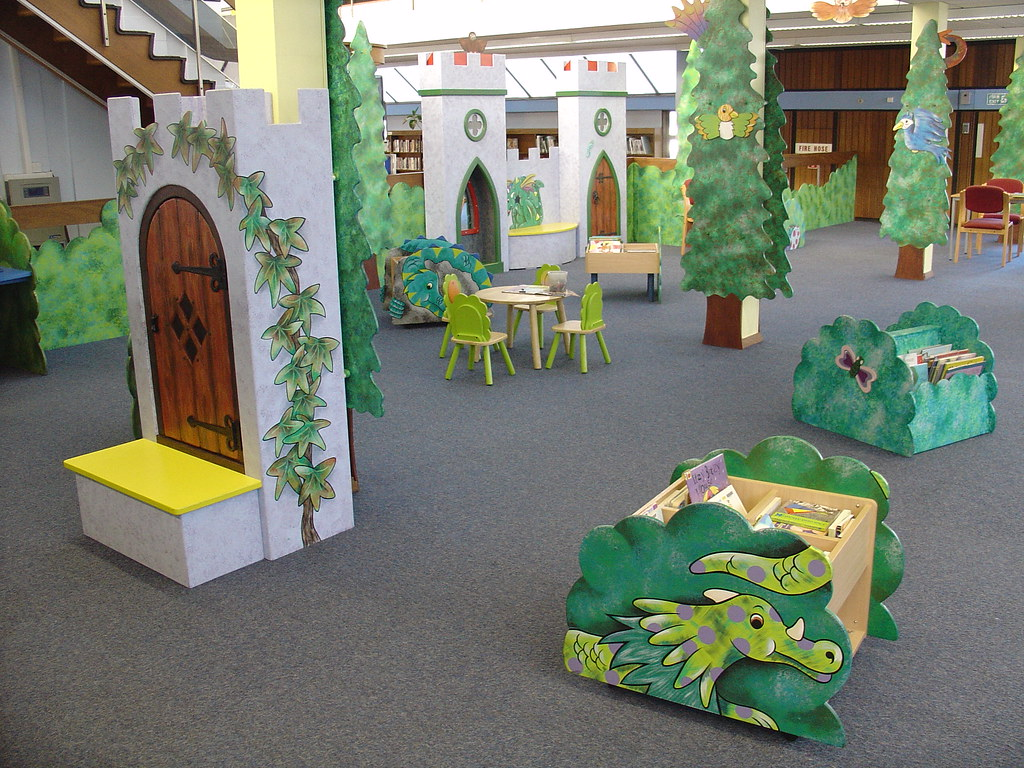Children 39 S Library It 39 S A Magical Kingdom In The Children 39 Flickr