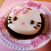 Hello Kitty pudding