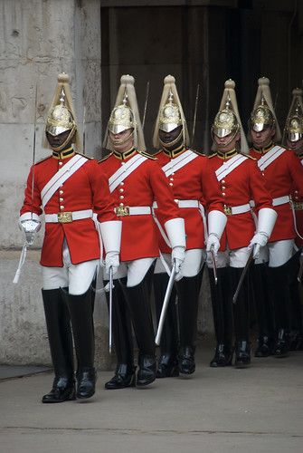 The Queen S Life Guard The Household Cavalry Mounted