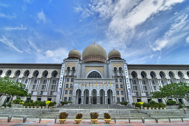 Image result for palace of justice putrajaya