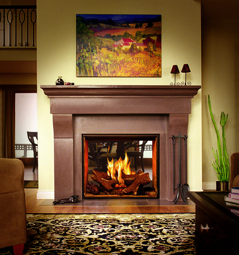 Cornice Truffle Cast Concrete Fireplace Mantel For More In Flickr