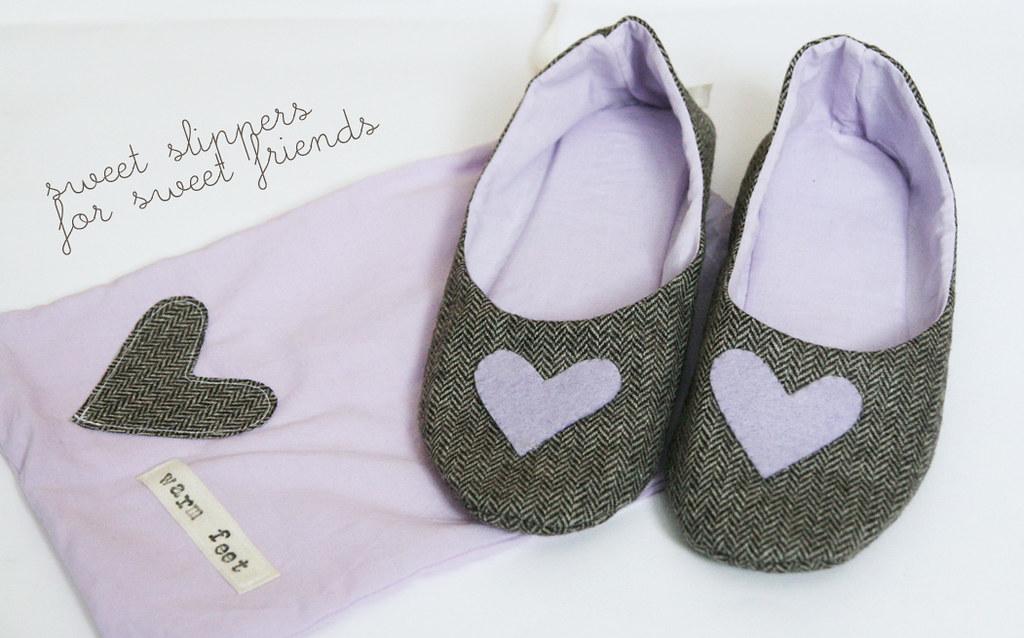New Slippers Design