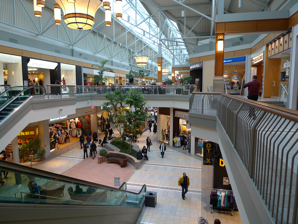 Food Court At Fairview Mall