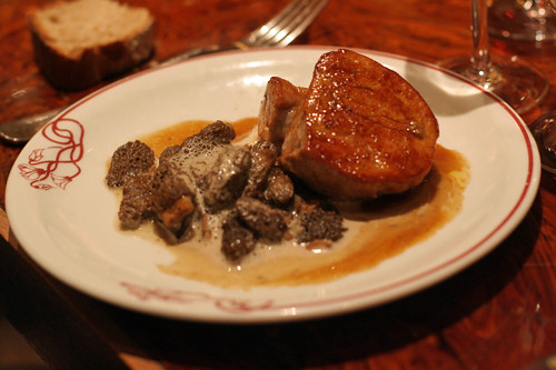 veal with morels | by David Lebovitz