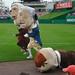 Teddy Collapses mid-race