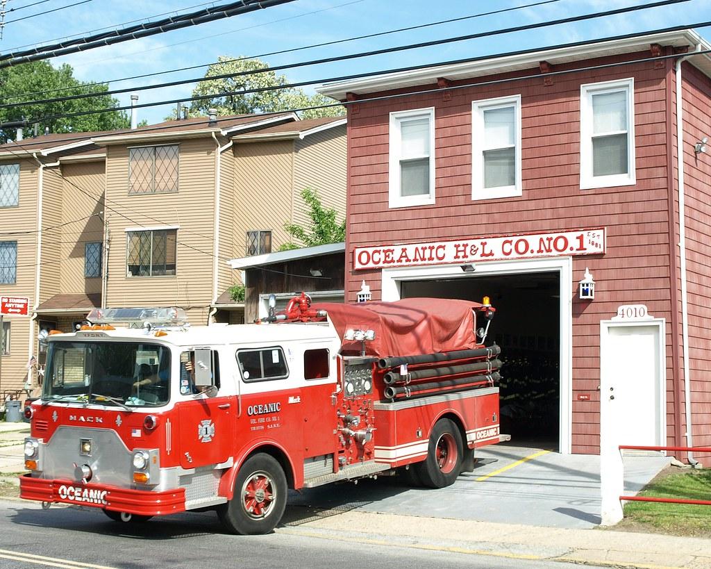Staten Island Fire House