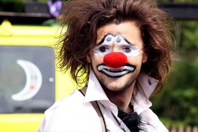clown de licedei niort france june 09 gwendal danguy des deserts flickr. Black Bedroom Furniture Sets. Home Design Ideas