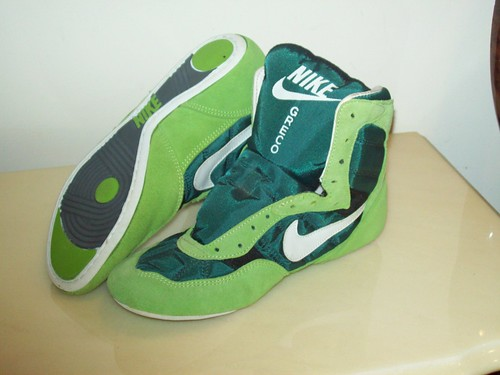 Nike Greco Supreme Wrestling Shoes Size
