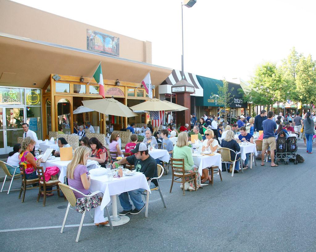 Downtown Menlo Park Restaurants