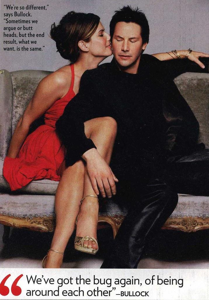 Sandra Bullock & K...