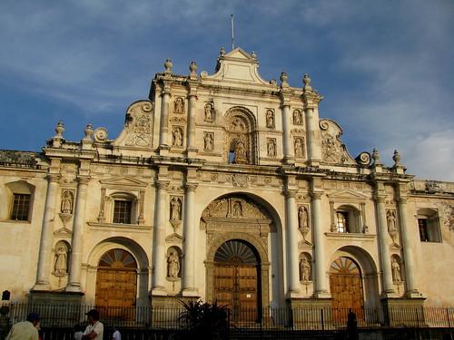 San Jose Catedral Antigua Guatemala San José Catedral Antigua