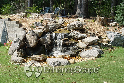 Backyard Water Features Enhance Your Landscaping Design