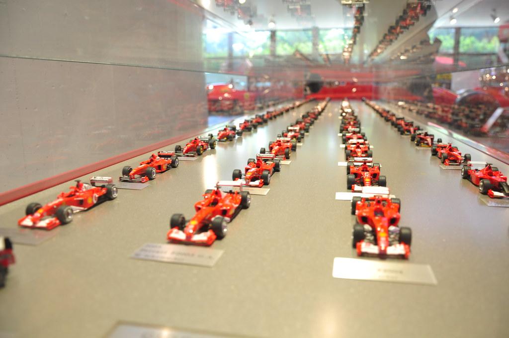 Ferrari Galleria In Maranello Italia Italy Francisco
