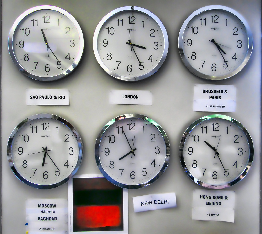 It's just an image of Dramatic Time Zone Clock Labels
