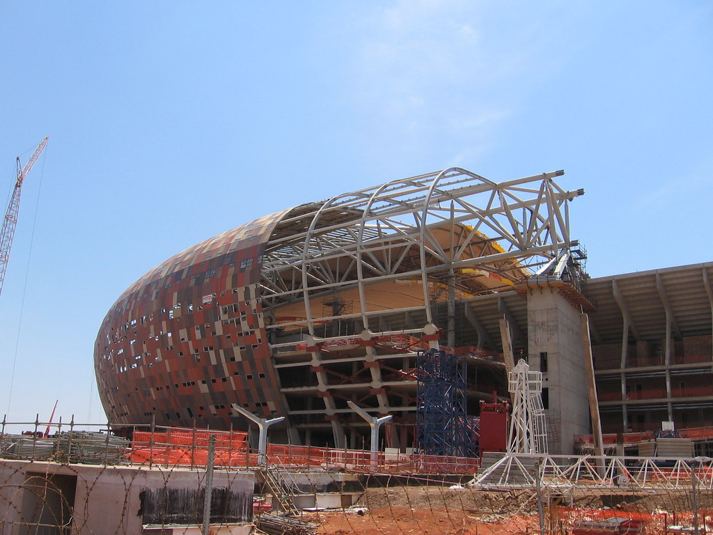 2010 World Cup in South Africa