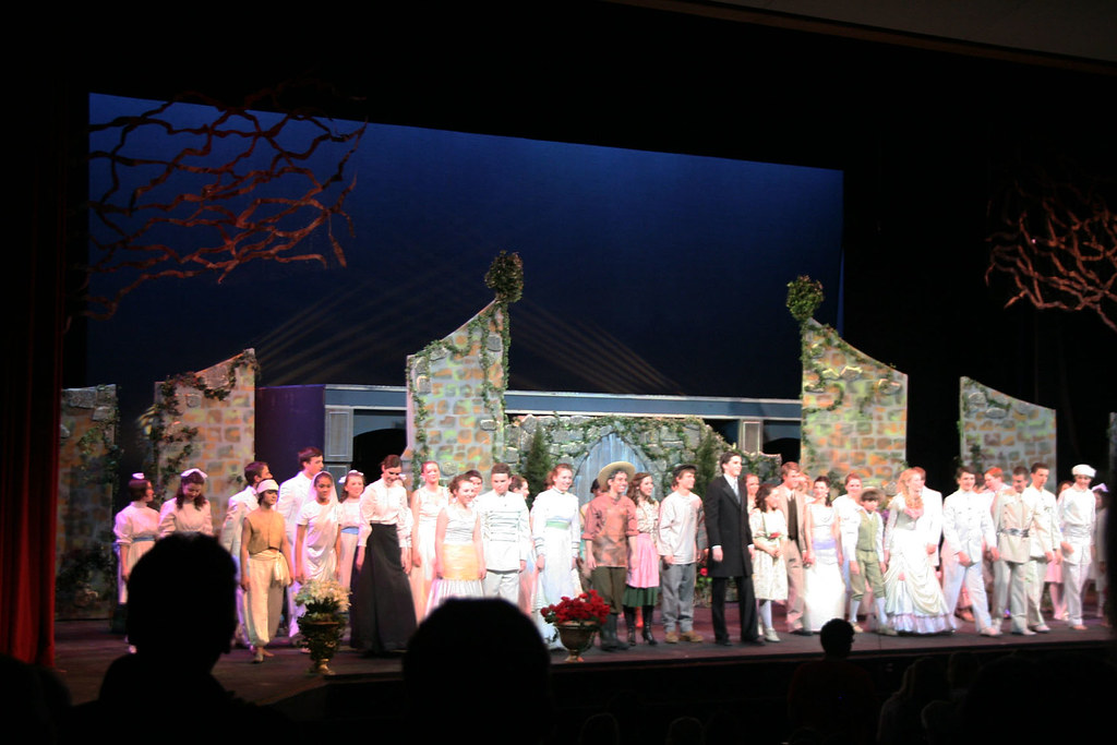 The Secret Garden The Amazing Cast Of The Musical