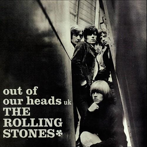 Rolling Stones Album Cake