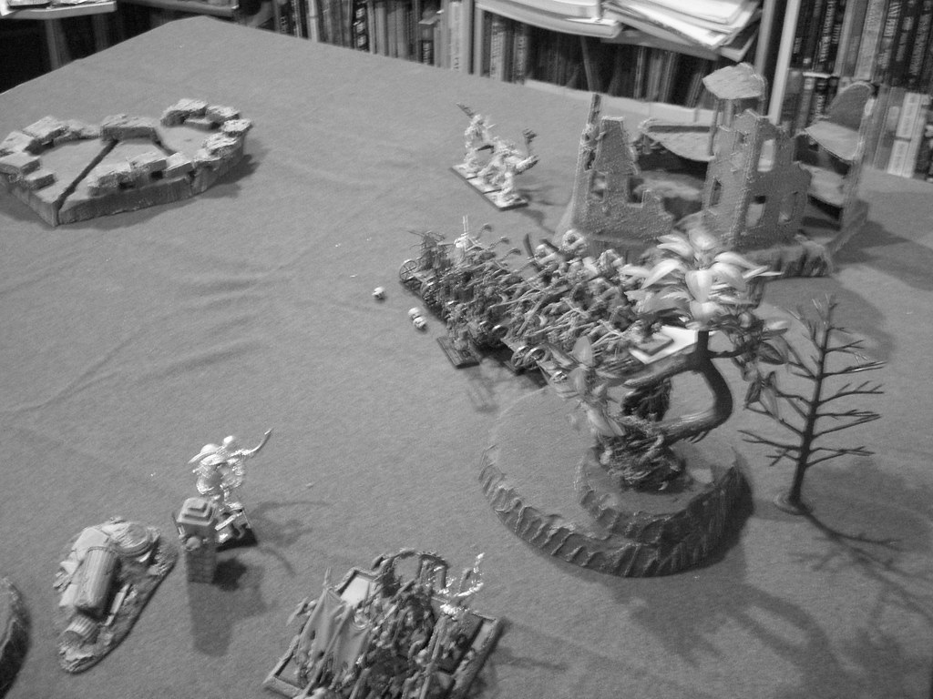 Uploaded Out Of Order The Battlefield Going Into Turn 4 F