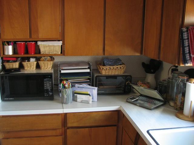 Change Kitchen Countertop Color