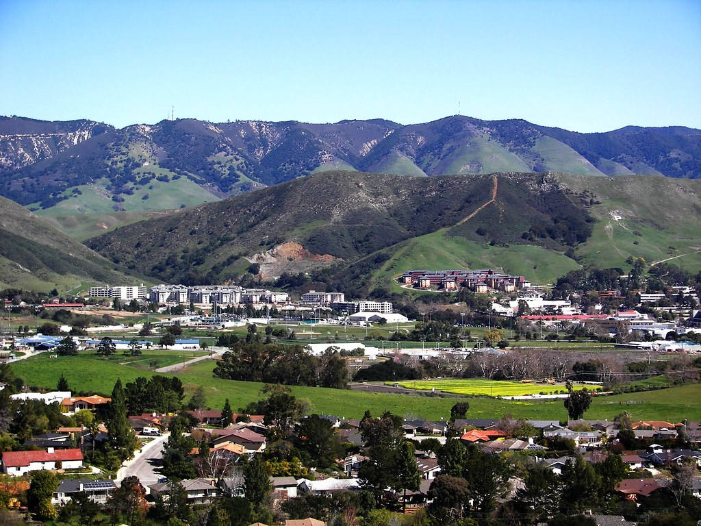 How is dating at cal poly san luis obispo