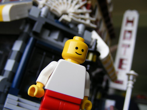 Mr Lego | by CJ Isherwood