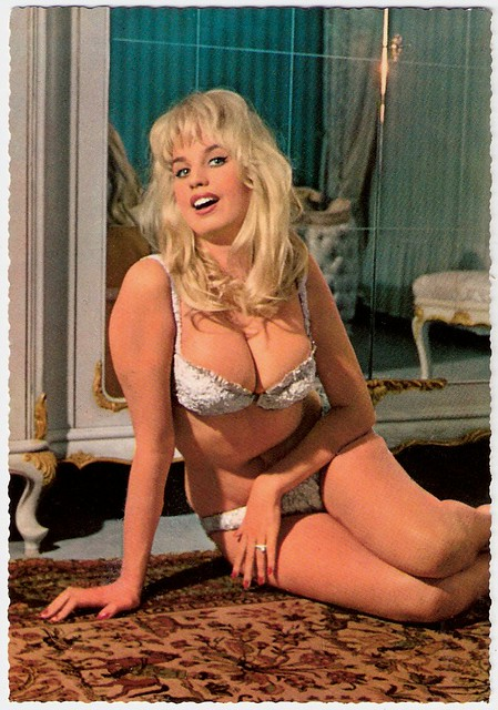 Barbara Valentin Allemand Cartes Postales par Krger, No 902192 P Flickr-7282