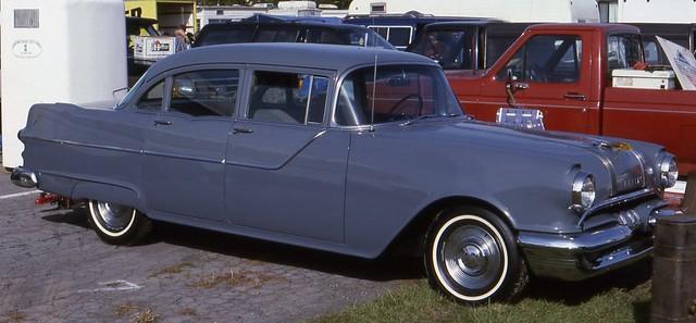 1955 pontiac chieftain 870 4 door flickr photo sharing for 1955 pontiac chieftain 4 door