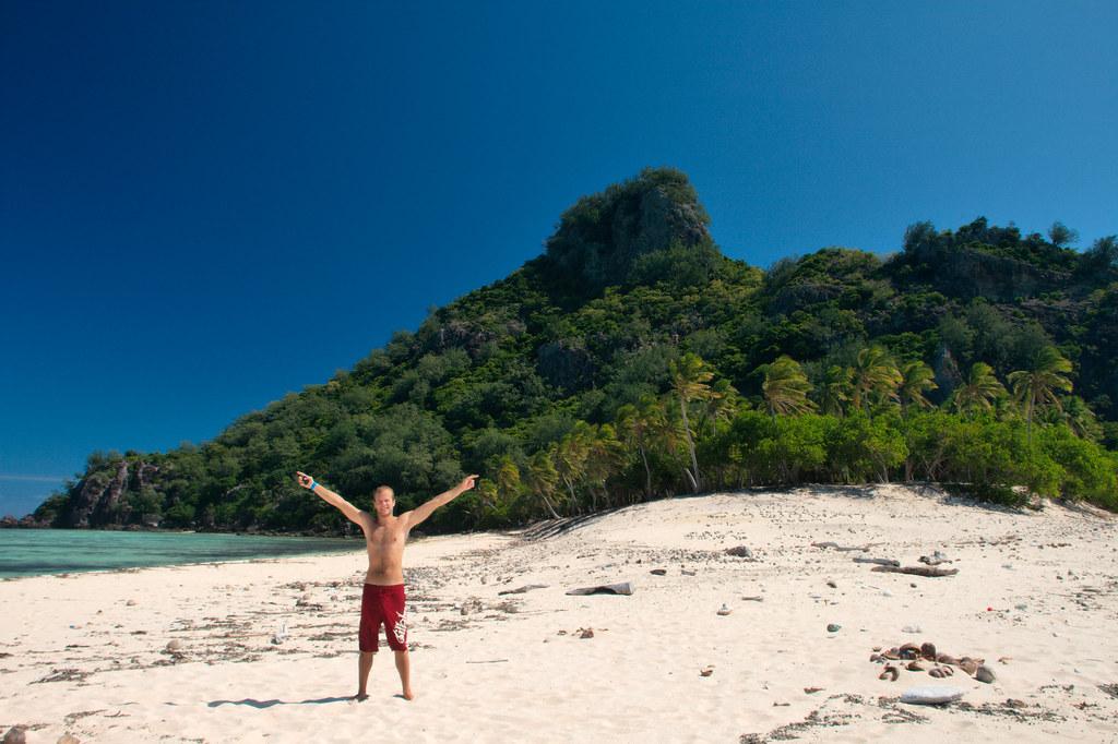 Island Paradise Fijian Coconut