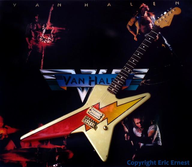 Charvel 1980 Star San Dimas Catalog Cover Guitar Collectio