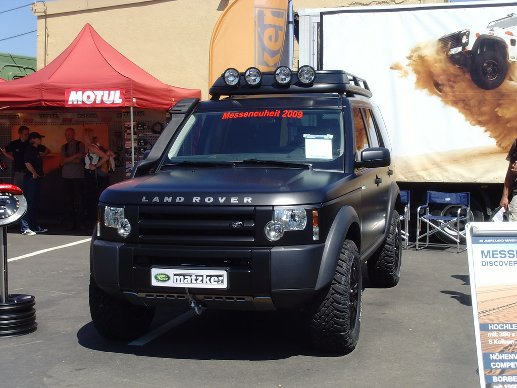 Land Rover Discovery >> Abenteuer Allrad 2009 - Land Rover Discovery 3 | Klaus Nahr | Flickr