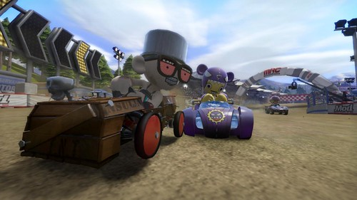 ModNation Racers (Lil Tinker) | by PlayStation.Blog