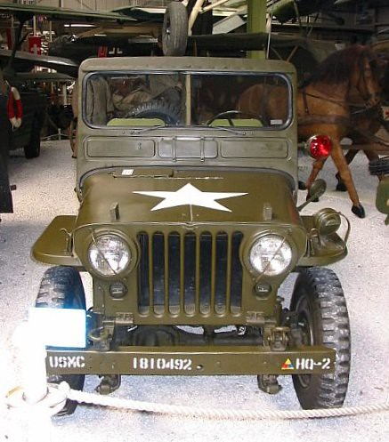 Willys Jeep Mb 38 Andy Bb Flickr