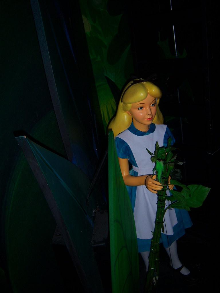 Alice In Wonderland Cake Decorations Uk