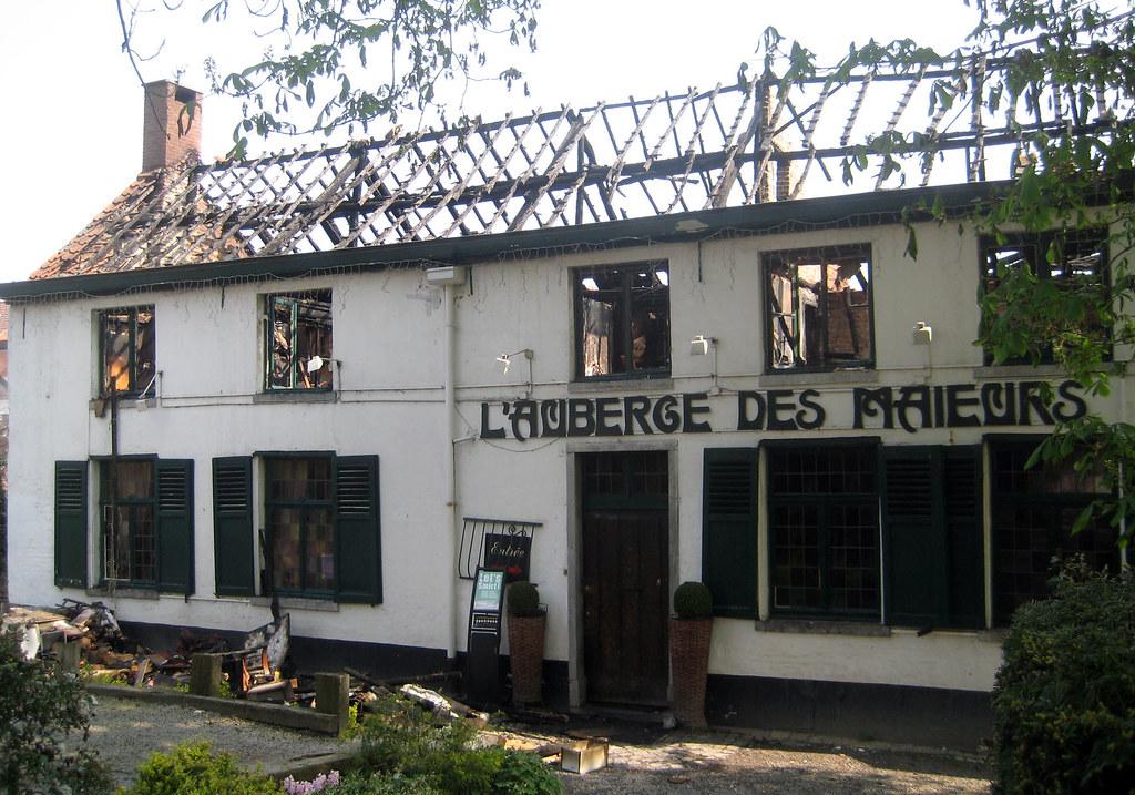 Restaurant Auberge Des Ecuyers Saumur Menu