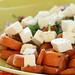 Warm gingered carrot salad with feta cheese / Soe ingveri-porgandisalat fetajuustuga