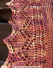 Stoningtone shawl - close-up | by stefanina