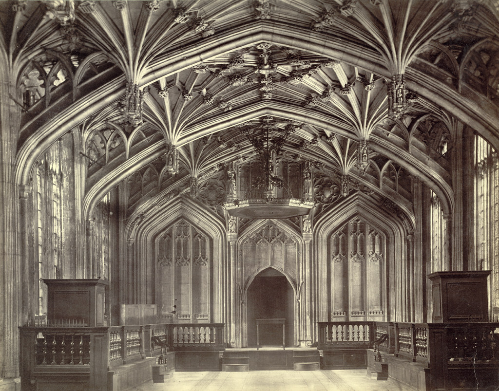 Divinity School Oxford University Collection A D