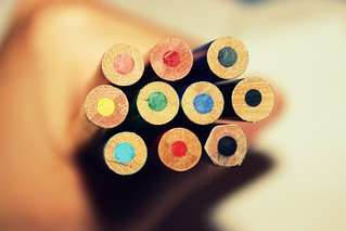 COLORED PENCILS.... | by englishsnow