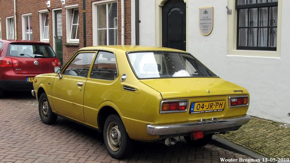 Toyota Corolla 1978 Medemblik Netherlands Wouter
