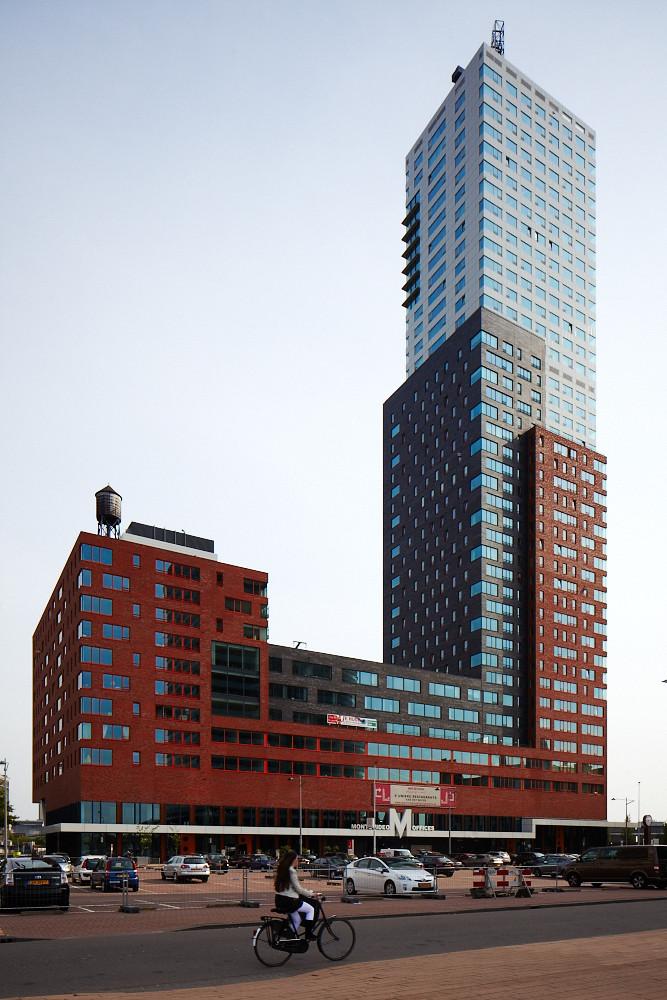 Torre 39 montevideo 39 rotterdam holanda torre 39 montevideo for Escritorios montevideo
