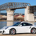 Bridge over troubled water - Porsche 997 Turbo