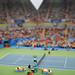 Olympic Tennis Tilt-Shift