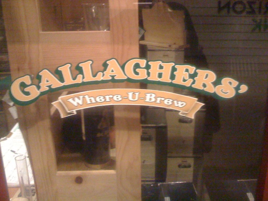 gallaghers 39 where u brew kevin severud flickr. Black Bedroom Furniture Sets. Home Design Ideas