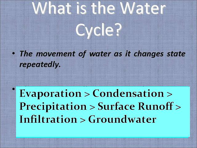 water cycle definition 2   pam09   Flickr