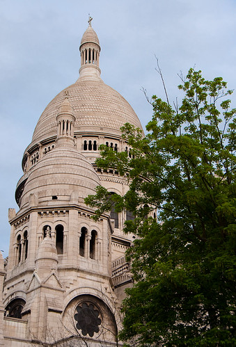 Sacré-Coeur, Paris | by Michael Sharman