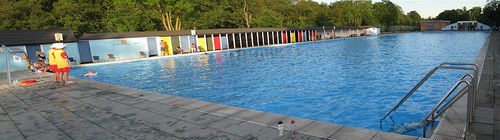 Tooting Bec Lido London 39 S Filthiest Pool Stitched Flickr Photo Sharing