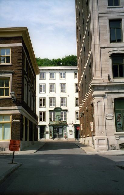 Hotel Le Priori Quebec City Canada