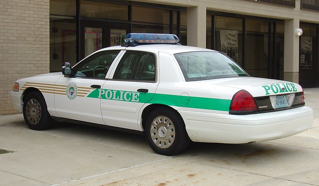 Northern Virginia Community College Police 78